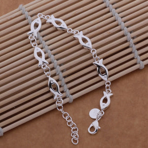 Save Ocean Animals Jewelry | Chic Fish Circle Bracelet-seaxox.com