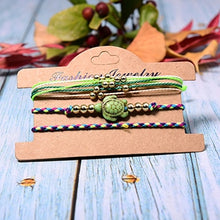Load image into Gallery viewer, Save Sea Turtle Jewelry | Sea Turtle Charm Bracelet 34 Styles-seaxox.com