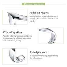 "Load image into Gallery viewer, Sterling "" Wave Ring "" Adjustable"