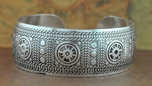 Load image into Gallery viewer, Jewelry That Helps the Ocean | Tibet Silver Boho Vintage Bangles-seaxox.com