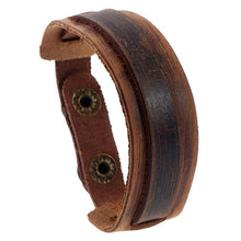 Load image into Gallery viewer, Save Ocean Animals Jewelry | Boho Leather Cuff Bracelet 26 Styles