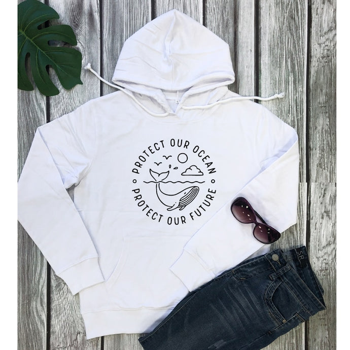 Save the Ocean Hoodies | Protect Our Ocean Hoodies