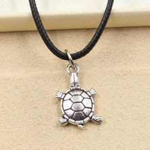 Load image into Gallery viewer, Save Sea Turtle Jewelry | Tibet Tortoise Necklace Choker-seaxox.com
