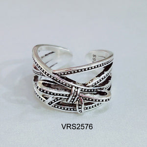 Sterling Boho Beach Rings-seaxox.com