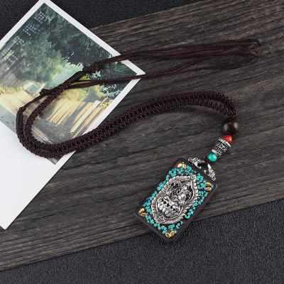 Save Ocean Animals Jewelry Necklace | Lucky Nepal Buddha Necklace-seaxox.com