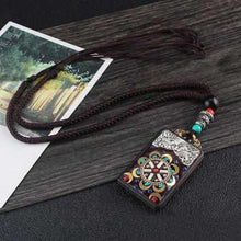 Load image into Gallery viewer, Save Ocean Animals Jewelry Necklace | Lucky Nepal Buddha Necklace-seaxox.com