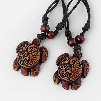 Ocean Charity Jewelry | Sea Turtle Tribal Necklace-seaxox.com