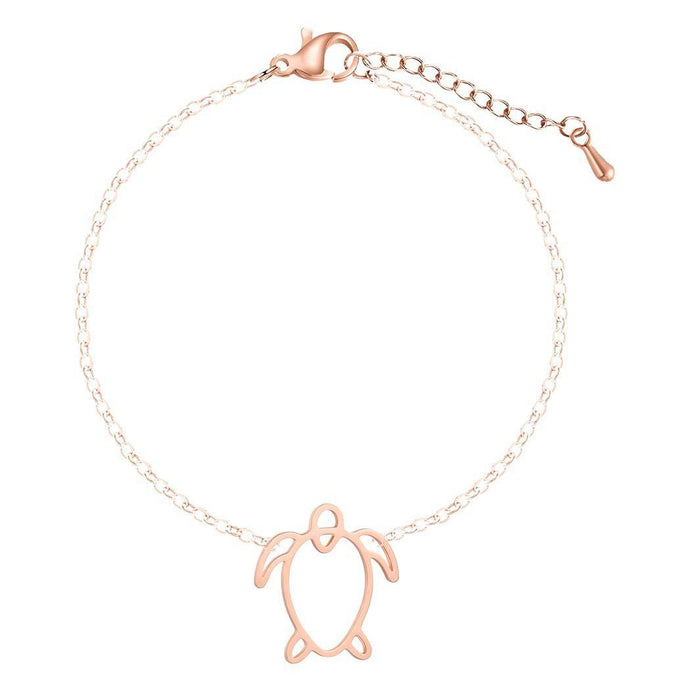 Ocean Charity Jewelry | Orgami Sea Turtle Bracelet
