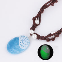Load image into Gallery viewer, Save Ocean Animals Jewelry Necklace | Polynesia Moana Rope Necklace-seaxox.com