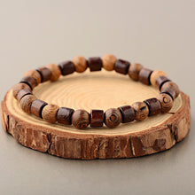 Load image into Gallery viewer, Ocean Conservation Jewelry | Eco Friendly Wooden Bracelet 14 Styles-seaxox.com