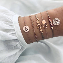 Load image into Gallery viewer, save_ocean_bracelets_boho_whale_shark_turtles_dolphin_eco_sea_animal_silver_leather_gold_eco_sea_animals_hippie