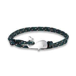 Save the Whales Jewelry | Save the Whale Bracelet Wrap-seaxox.com