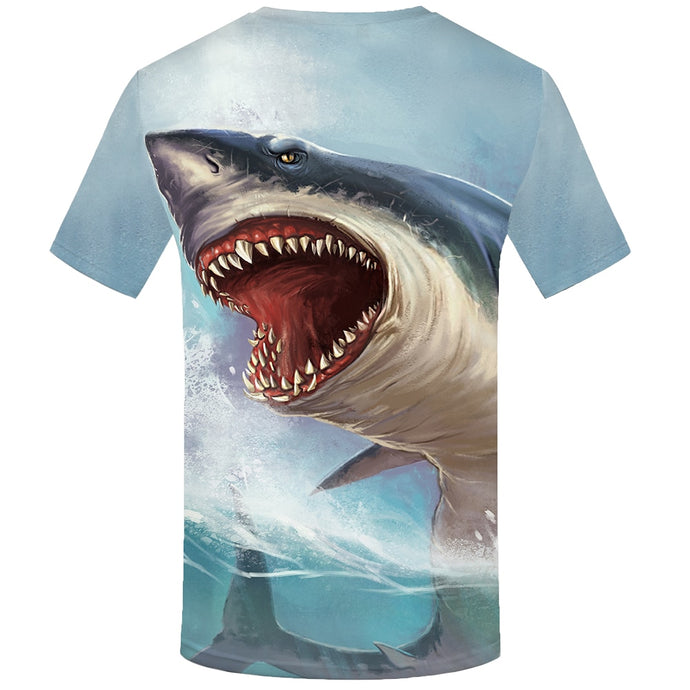 Save the Ocean Tshirts | Save the Sharks TShirt Tees 3d