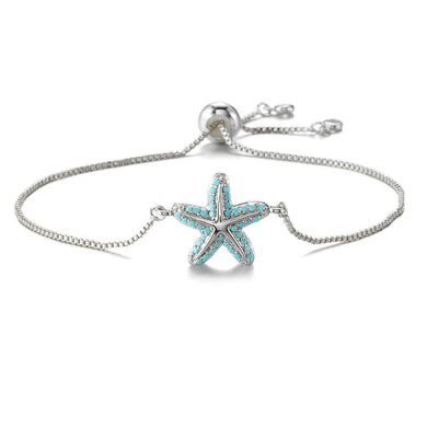 Ocean Charity Jewelry | Save Sea Life Starfish Bracelet