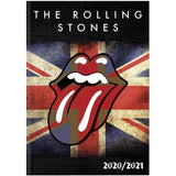 Agenda scolaire journalier The Rolling Stones  2020-2021