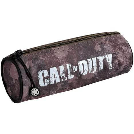 CALL OF DUTY Trousse ronde 1 compartiment camo
