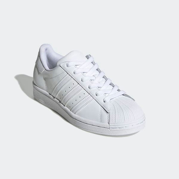 ADIDAS ORIGINALS Baskets Superstar Blanc Junior