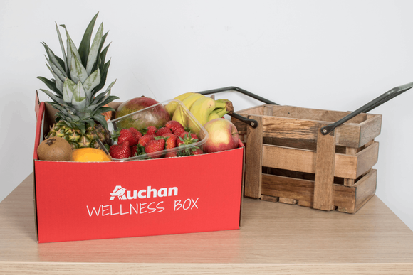 Wellness Box Fruits