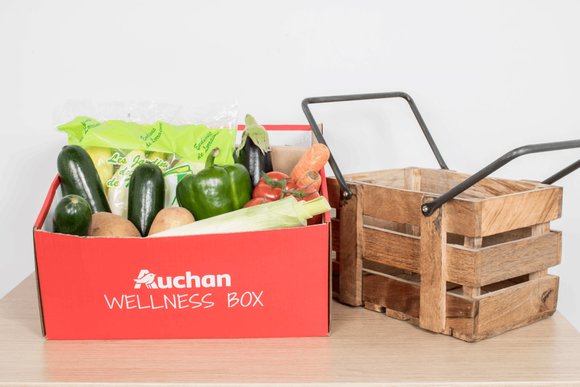 Wellness Box Légumes