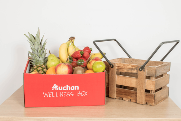 Wellness Box Fruits Bio