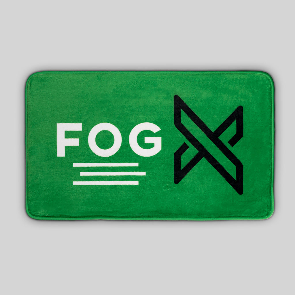 FOG X Green Floor Mat