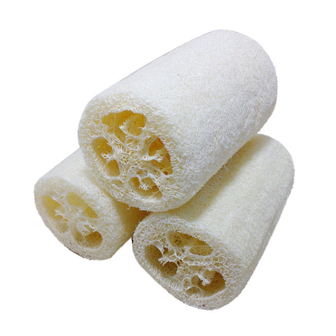Natural Healthy Loofah  Shower Bath Sponge Scrubber