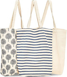 Reusable Cotton Grocery Shopping Bags