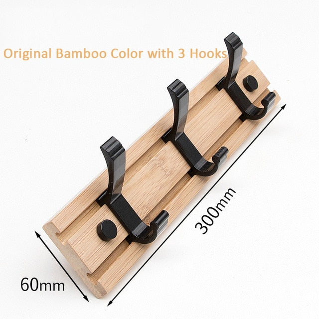 Wooden Wall Mounted Coat Hook
