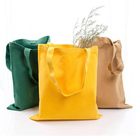 Unisex Reusable Shopper Bags