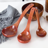 Wooden Soup Spoons