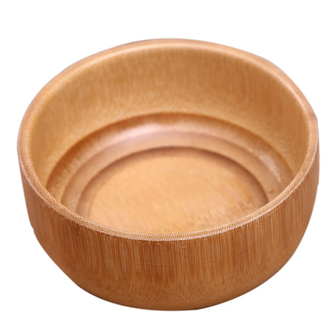Handcrafted Bamboo Dip Bowl