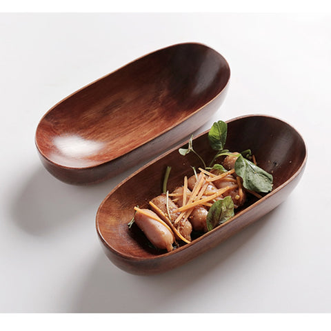 Wood Fruit Tray (Japanese style)