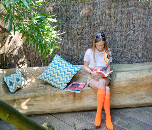 Indee Girls Diaries : Nell & her passion for books