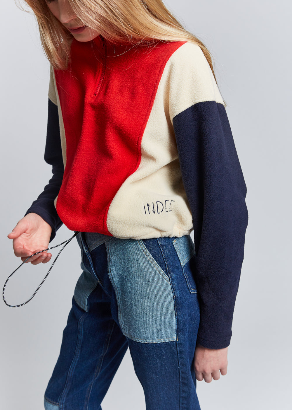INDEE FLEECE SWEATER ITGIRL