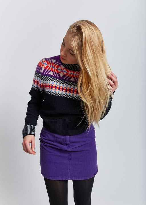 INDEE KNIT SWEATER IROQUOIS