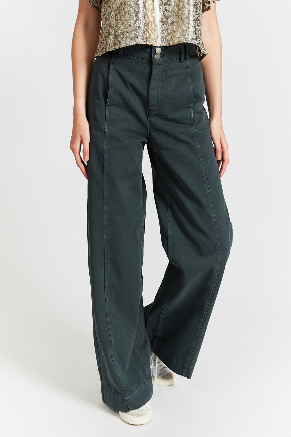 """JAPONICA"" TROUSERS EVENING"