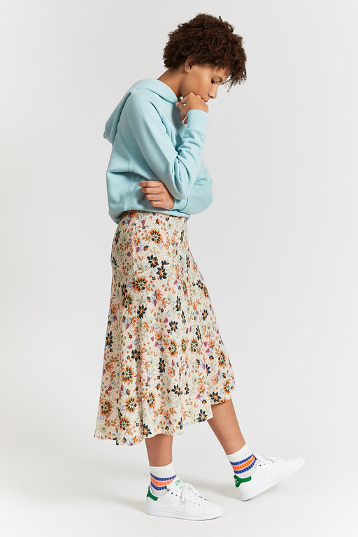 """JOVIAL"" LONG SKIRT PAPAYA"