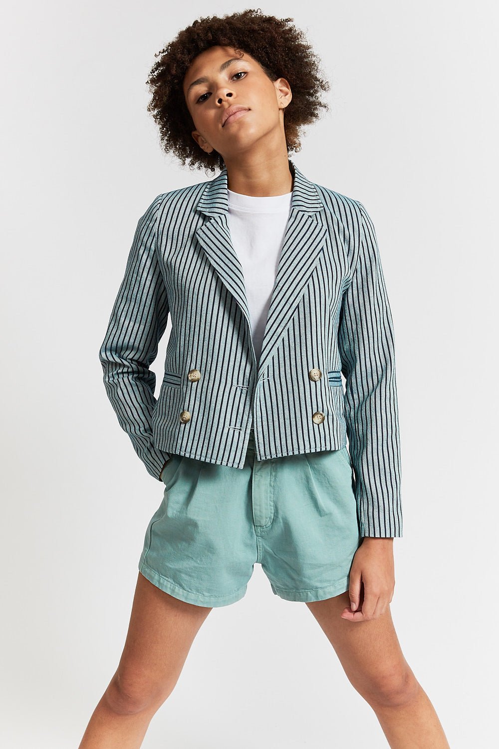 """JOLLY"" SHORT BLAZER EDEN"