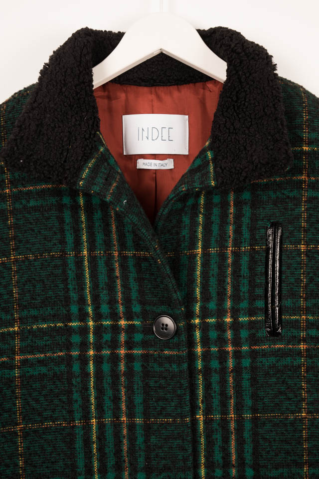 INDEE COAT IBERICO