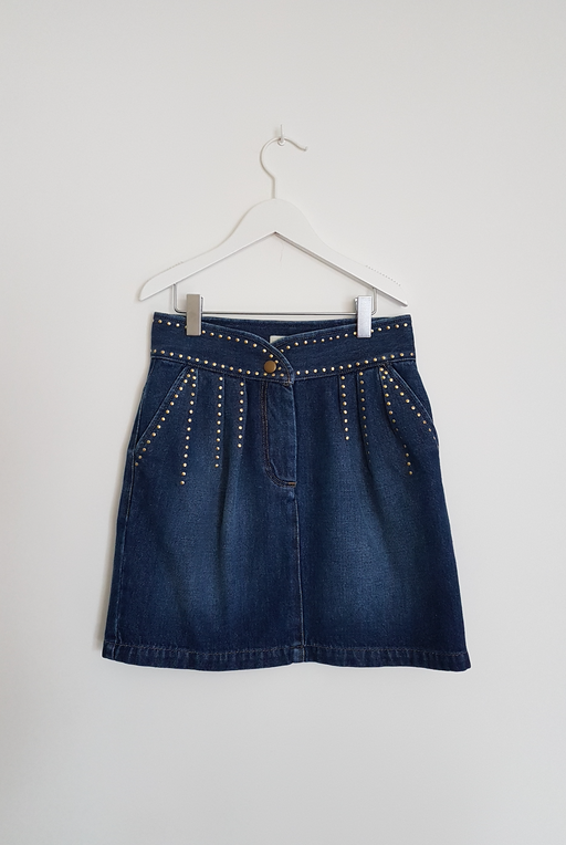 FAIR DENIM SKIRT