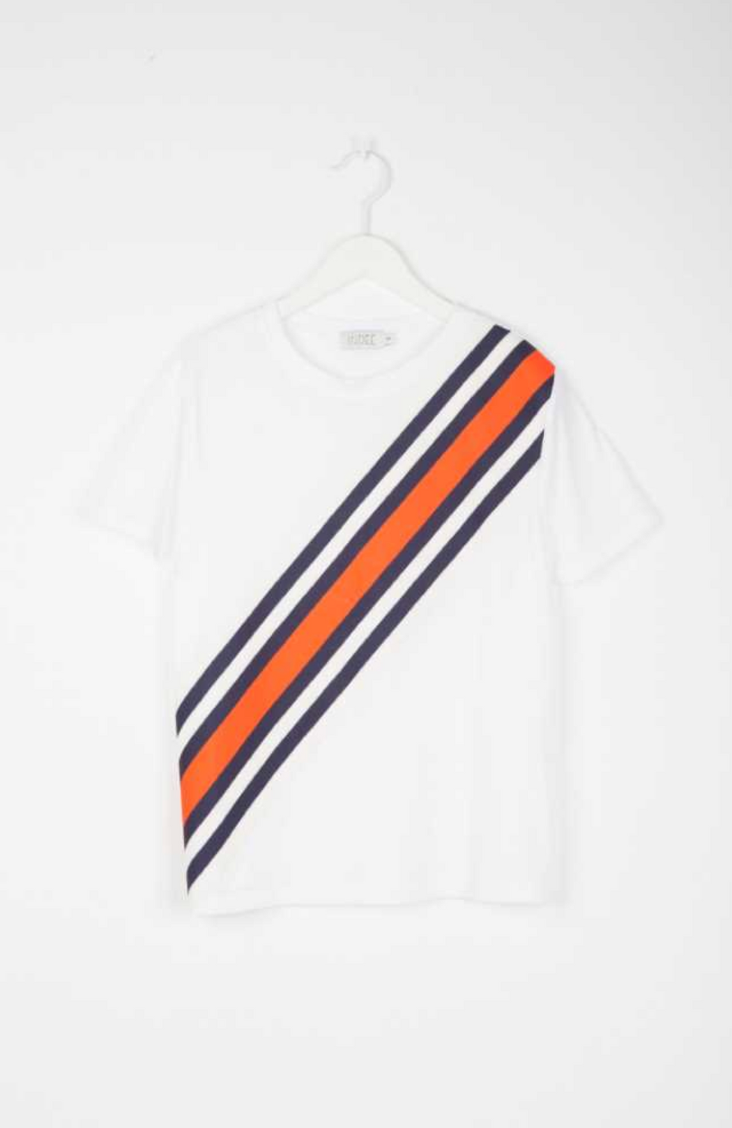 FANTASTIC LINES WHITE T-SHIRT