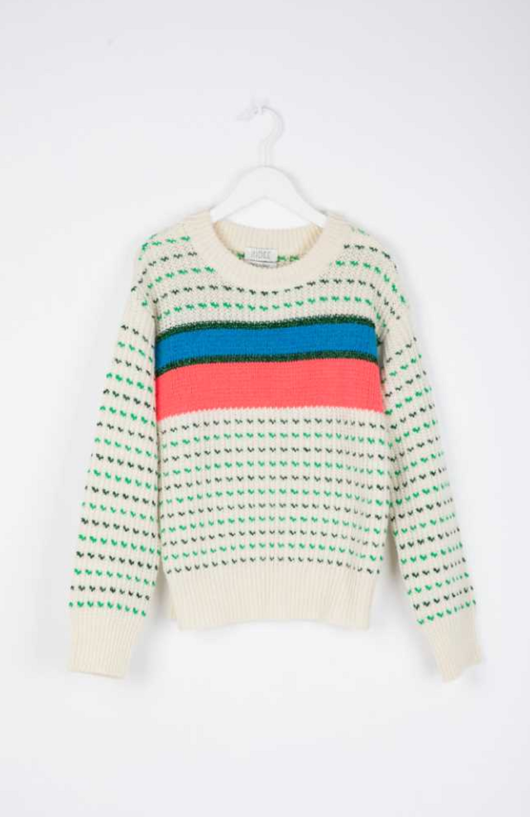 FUTUR OFF WHITE KNIT SWEATER