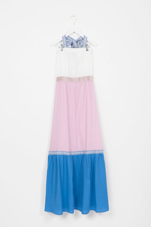 GALENA AEGEAN LONG DRESS