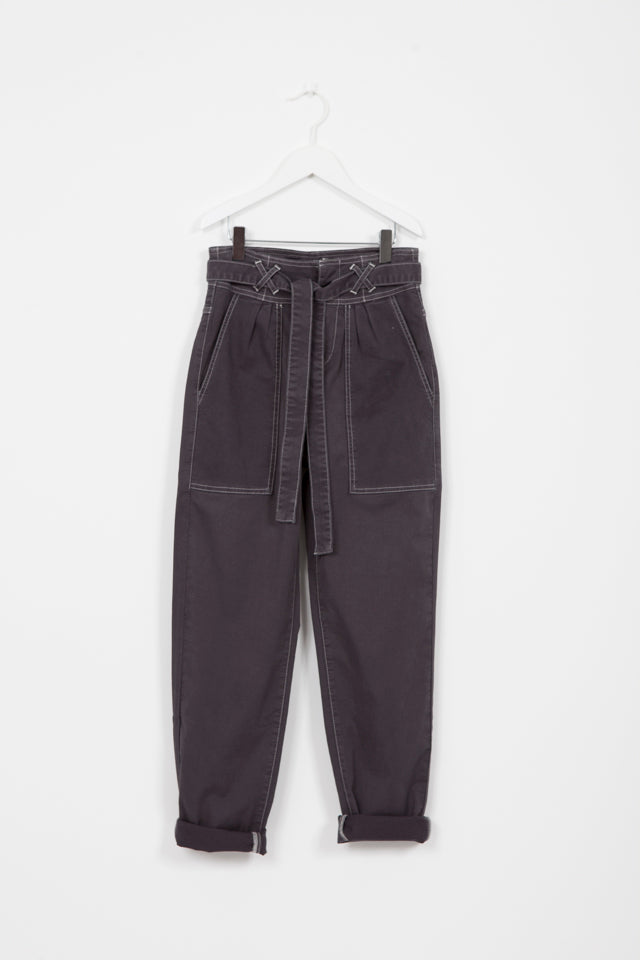 GANG LAVA TAPERED CUT TROUSERS