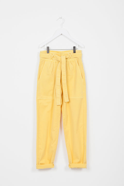 GANG SUN TAPERED CUT TROUSERS