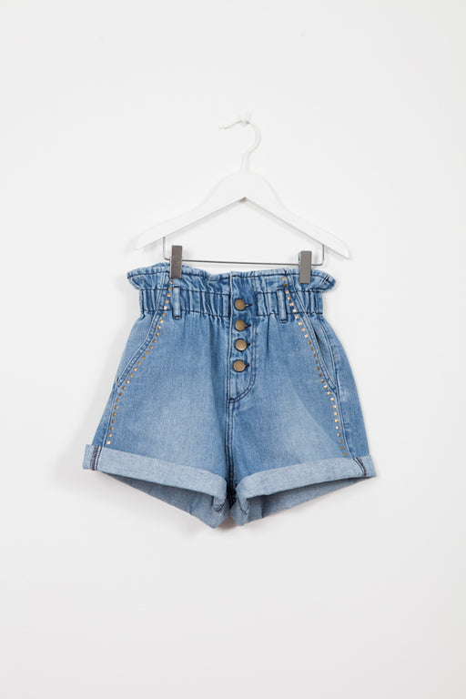 GARFIELD DENIM SHORT
