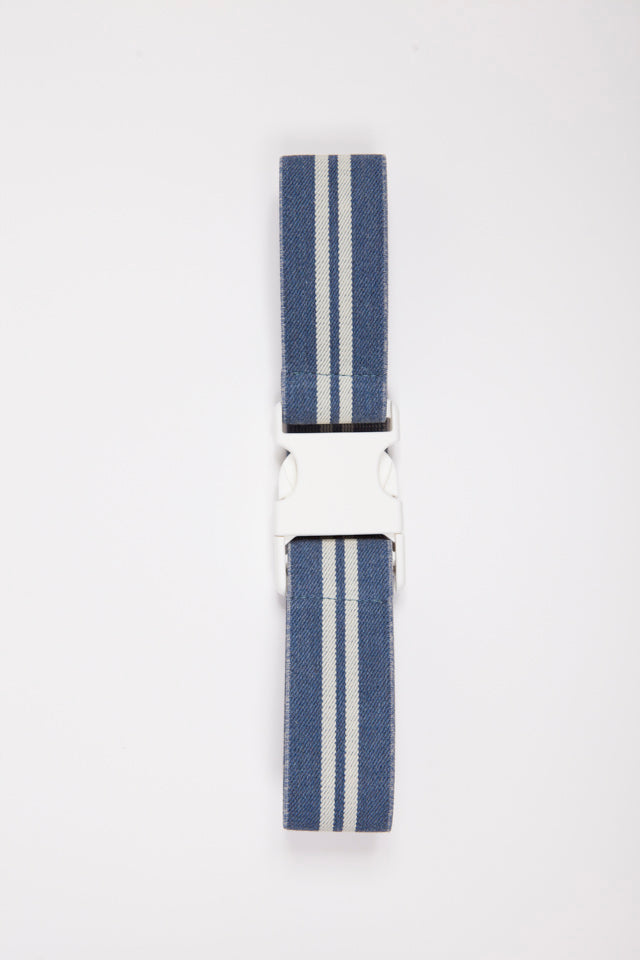 GENERAL FIN STRIPES BELT