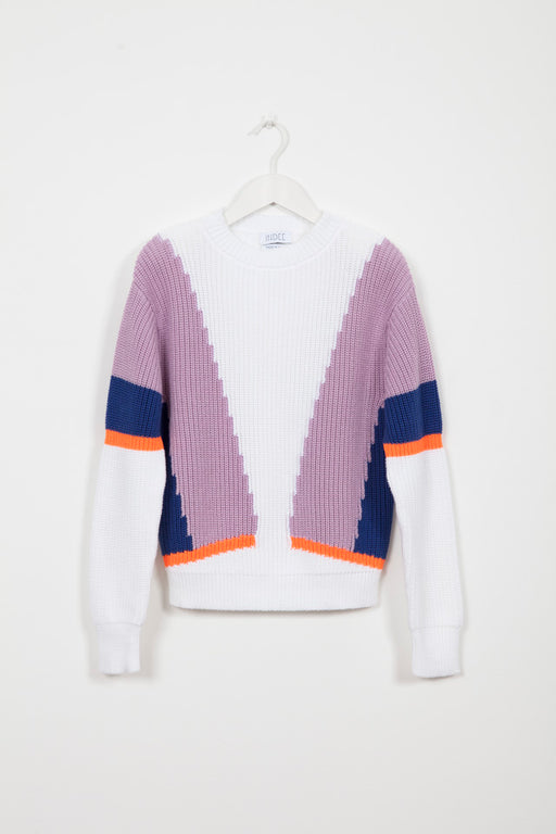 GHANDI ICE KNIT SWEATER