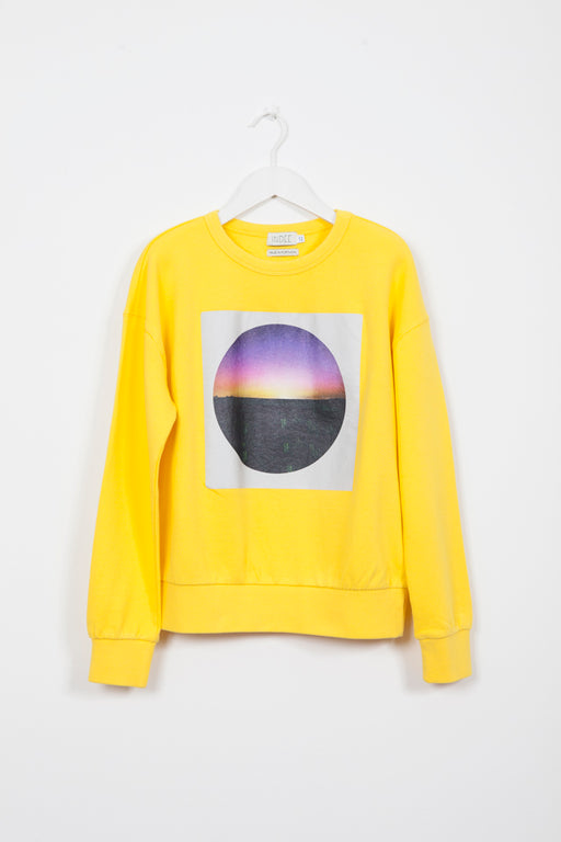 GINGER BOREAL SUN SWEATER