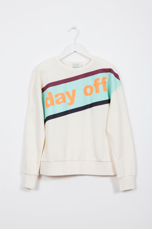 GINGER DAY OFF  ICE SWEATER
